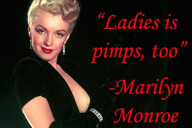 how did marilyn monroe change the world