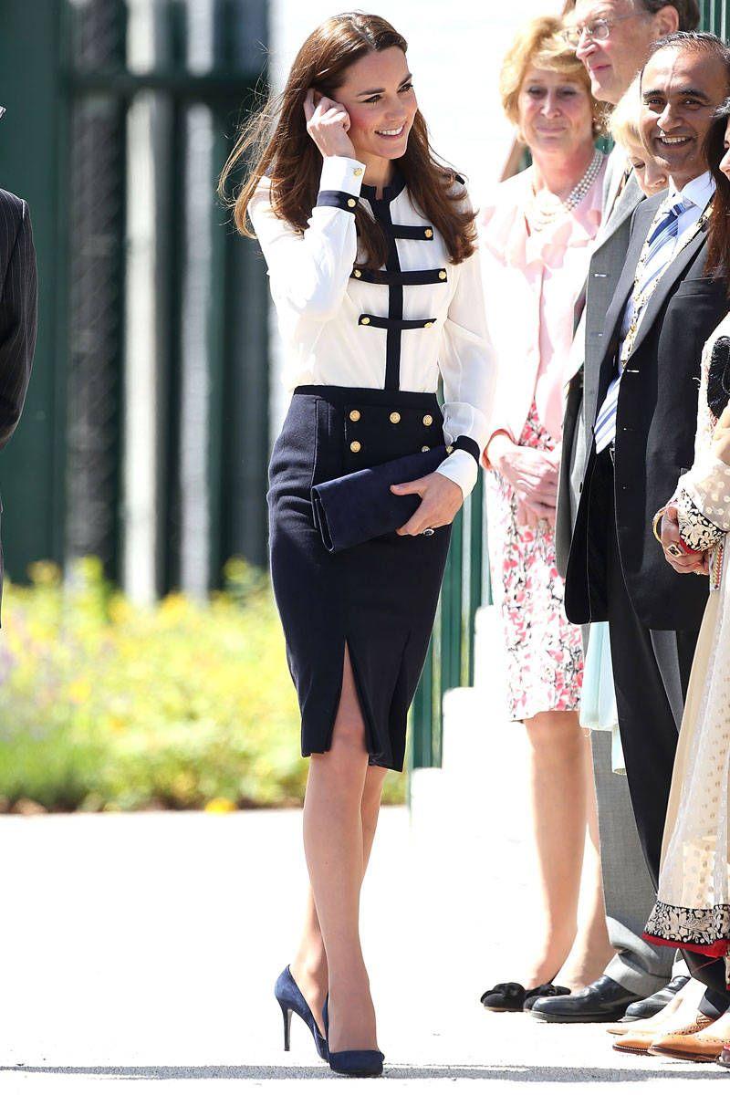 Kate Middleton Showed Off Her Code-Breaking Skills This Morning