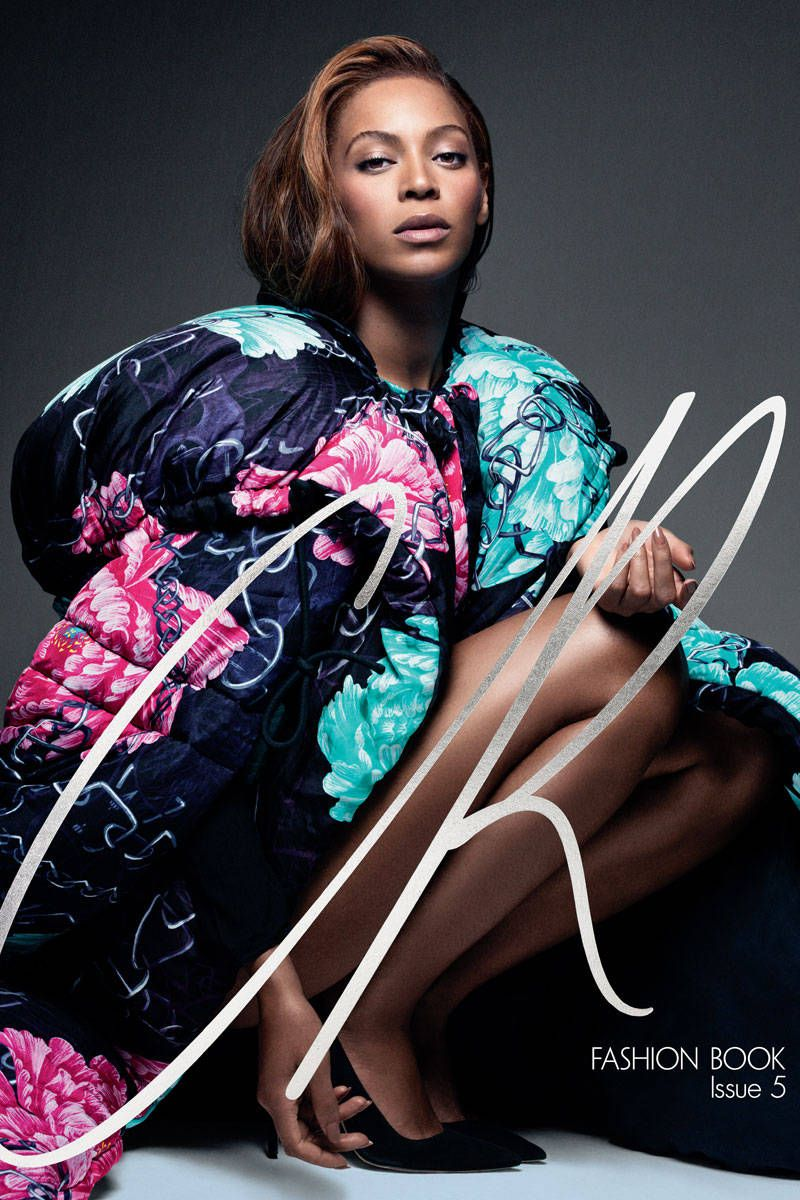 Beyoncé Killed It in CR Fashion Book's Fall Issue