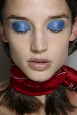 NYFW Beauty: Marc by Marc Jacobs' Blue-Eyed Girl