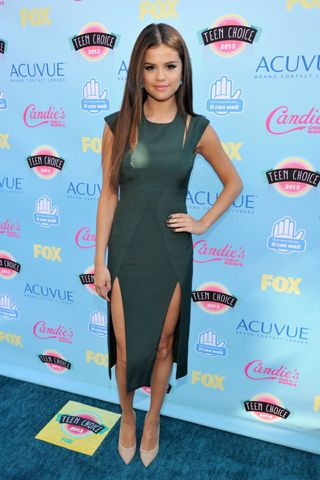 8 Celeb Looks We Loved at the 2013 Teen Choice Awards