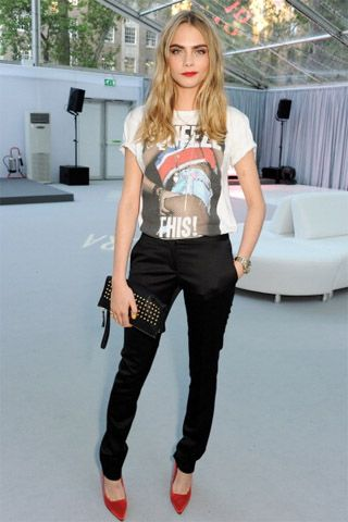 Happy 21st Birthday Cara Delevingne! 5 Reasons We're Crushing on the It Model
