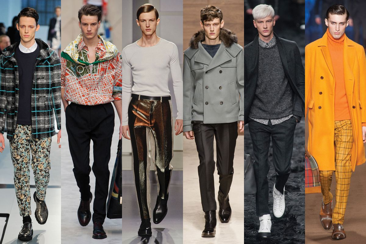 6 Trends From The Mens Runways You Can Try Now Menswear Trends For Women