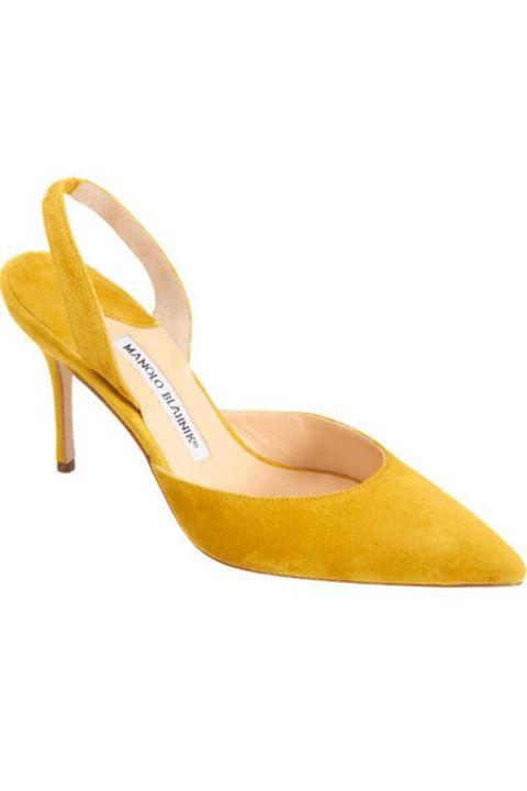 Footwear, Yellow, Tan, Orange, Beige, Basic pump, Dancing shoe, Court shoe, Fashion design, Sandal,
