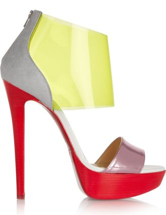 News: Christian Louboutin Opens at Saks, John Galliano's Interview is Online