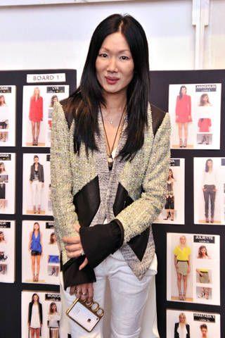 Fashion week Watch to designer marissa webb for girls