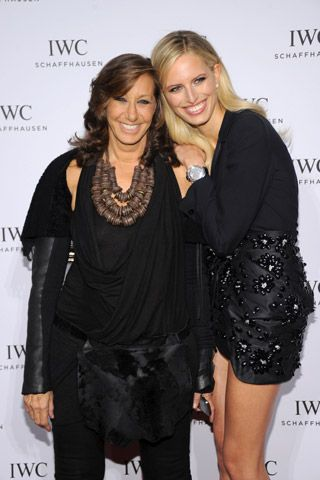 Tribeca Film Festival: A Fashionable Crowd Attends the IWC Dinner
