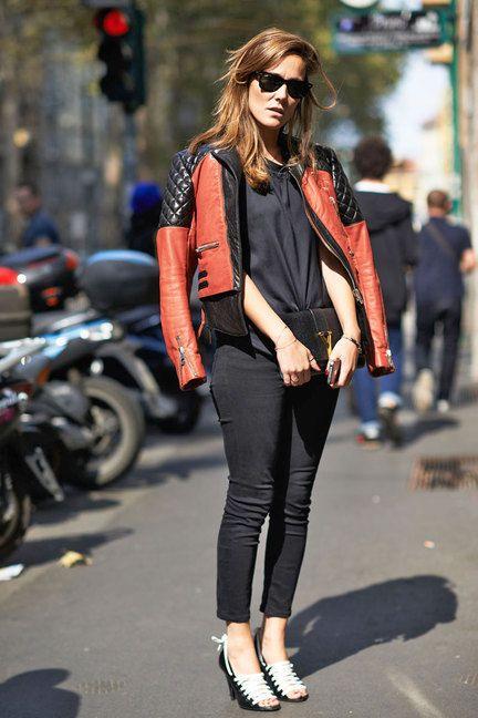 Street Chic: Milan