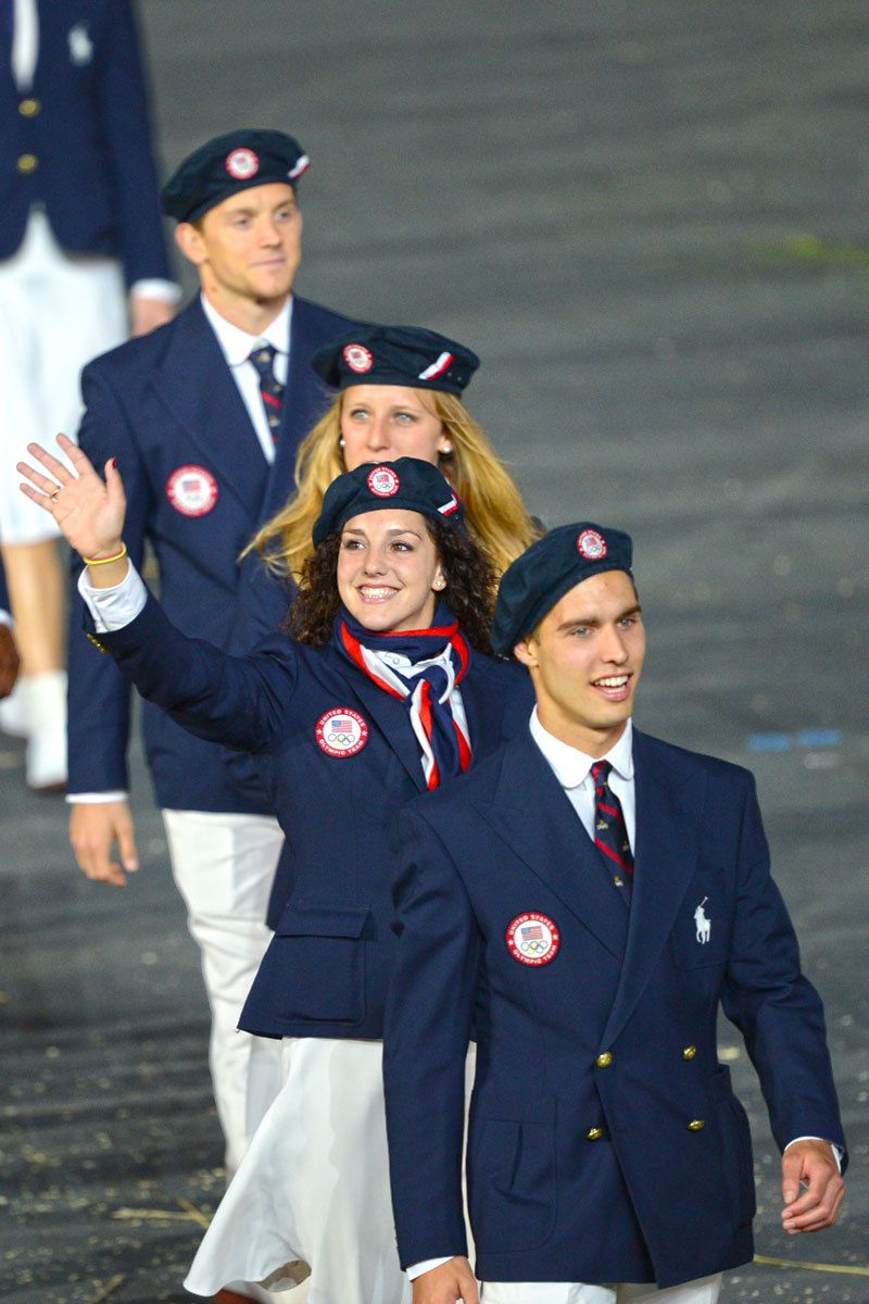 ralph lauren olympic uniforms 2012