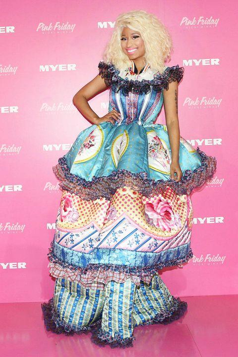 nicki minaj pink friday perfume australia 2012