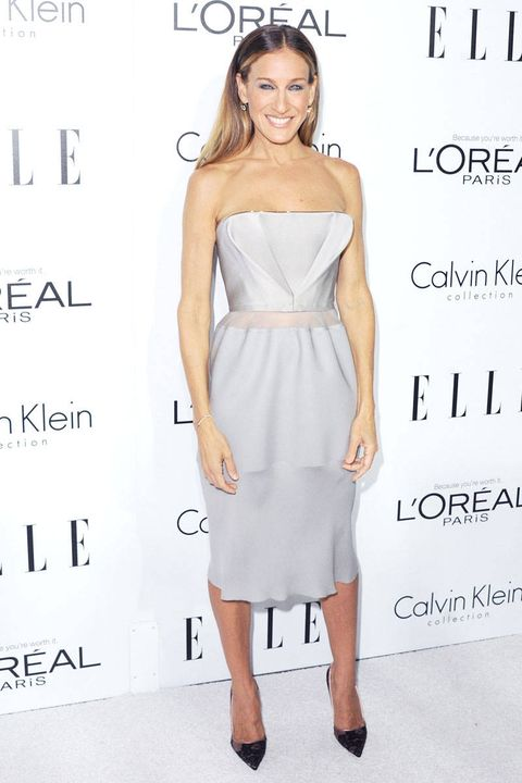 3bbbb690e34915 2012 Women in Hollywood Red Carpet - Photos from ELLE s Women in ...