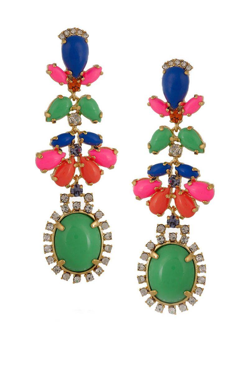 Vintage Punk Earings Simple T Bar Earrings Women Ear Stud Earrings Jewelry  OFJ