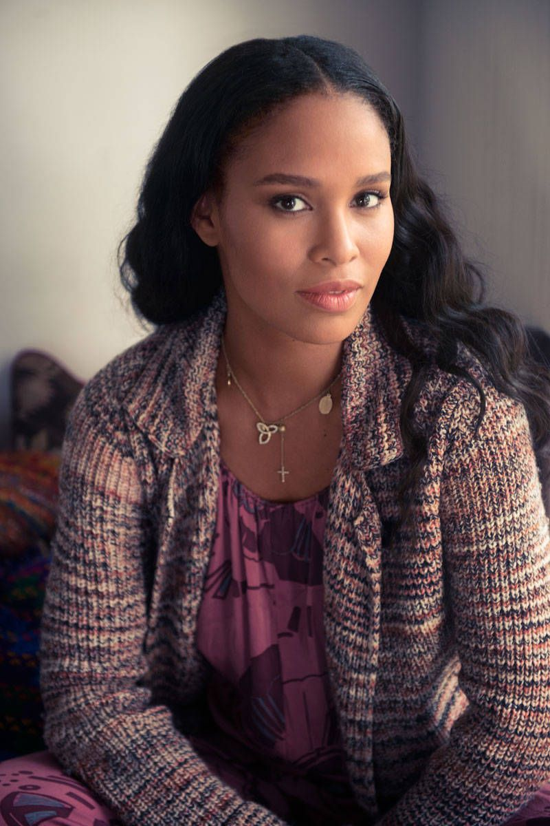 Joy Bryant beautiful