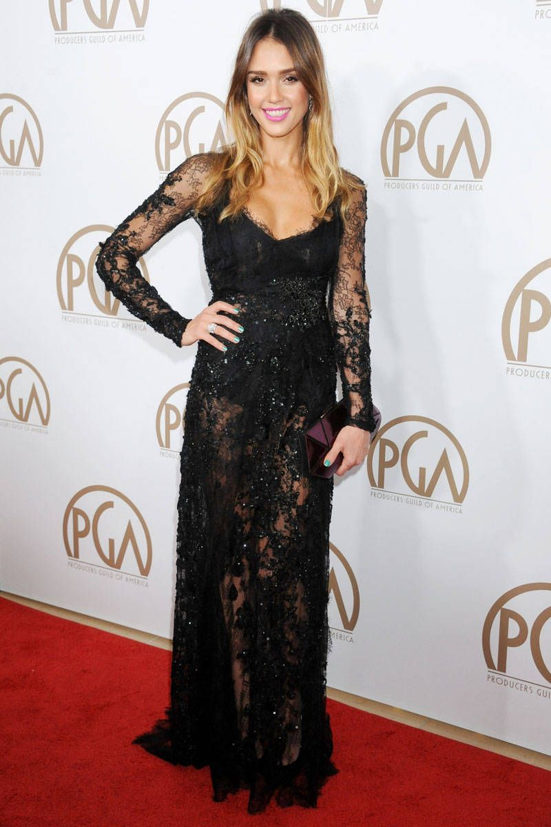 Best Looks: Jessica Alba