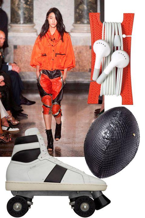 Product, Knee, Auto part, Street fashion, Rolling, Boot, Design, Fashion model, Fashion design, Plastic,