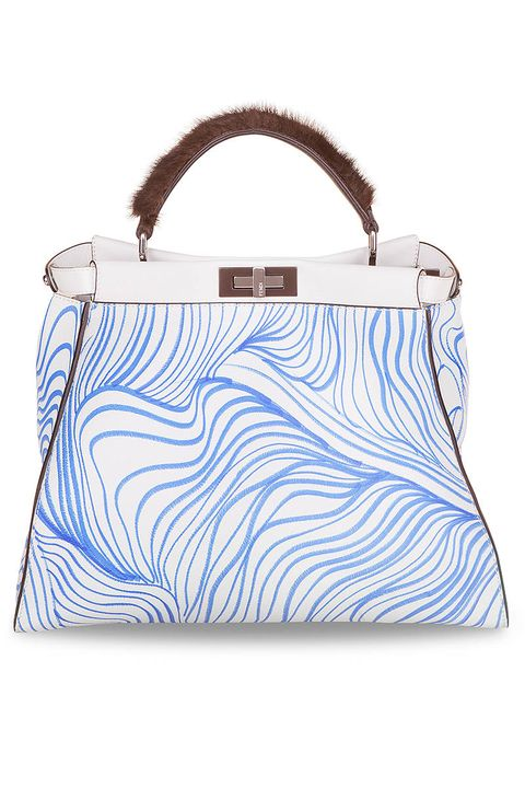 Blue, Brown, Product, Bag, Style, Luggage and bags, Shoulder bag, Azure, Electric blue, Beige,