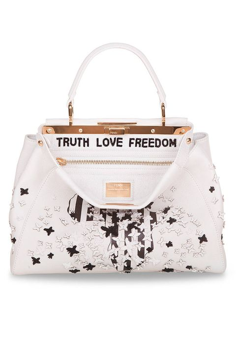 Product, Bag, White, Fashion accessory, Style, Luggage and bags, Shoulder bag, Fashion, Beauty, Pattern,