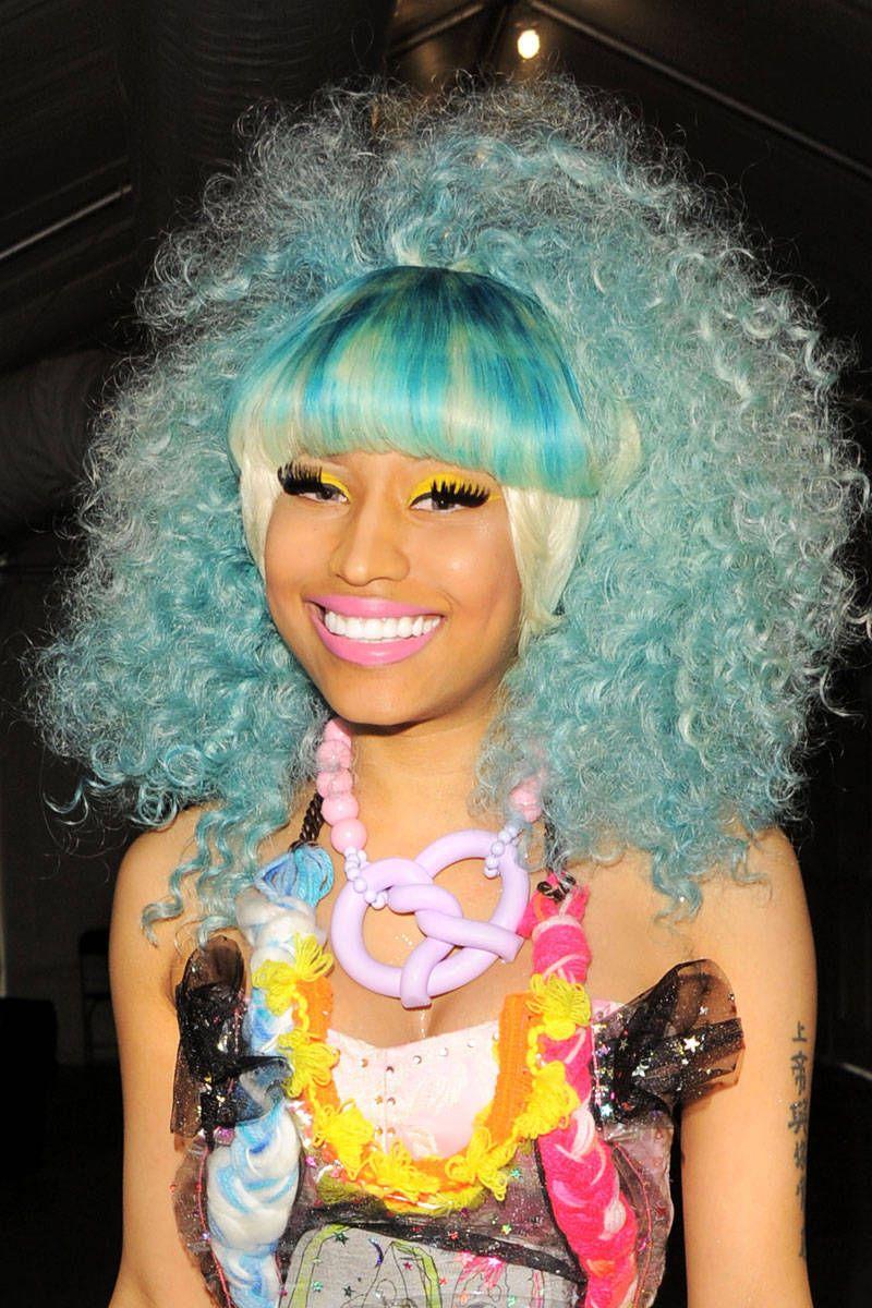 Nicki minaj hairstyles and makeup nicki minaj beauty looks urmus Gallery