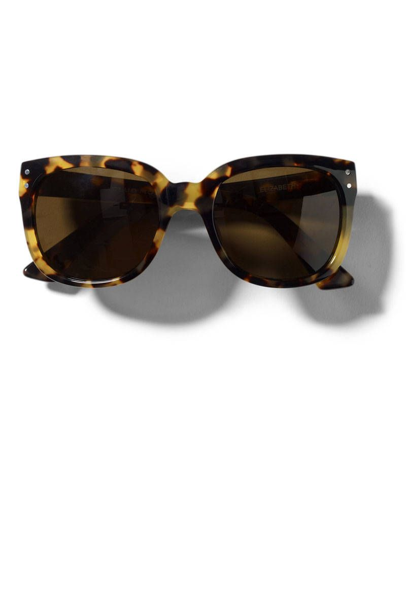 selima tortoiseshell sunglasses