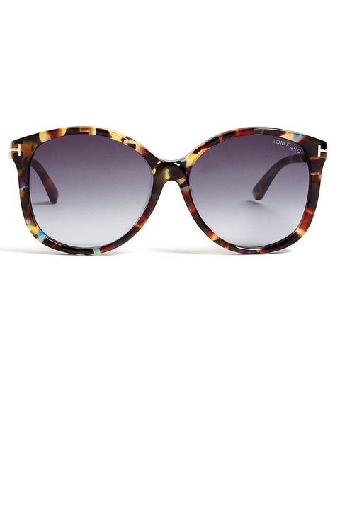 tom ford alicia blue tortoiseshell sunglasses