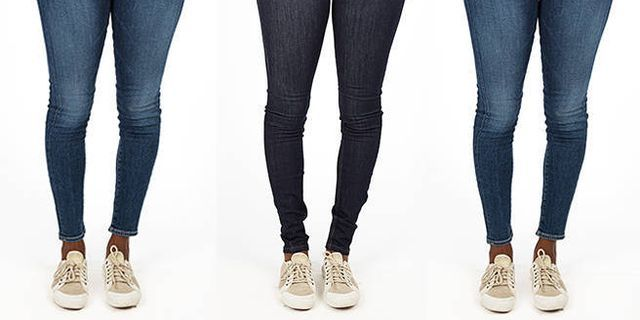 Test Driving the Jeans That Promise to Make You Look Photoshopped