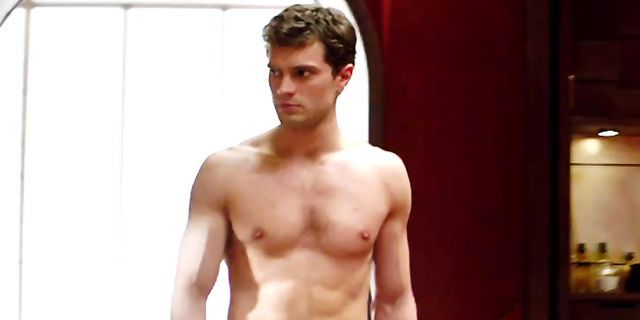 The Sexiest GIFs From the 'Fifty Shades of Grey' Trailer