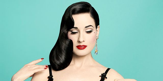 Why Dita Von Teese Designed Sexy Bras for New Moms