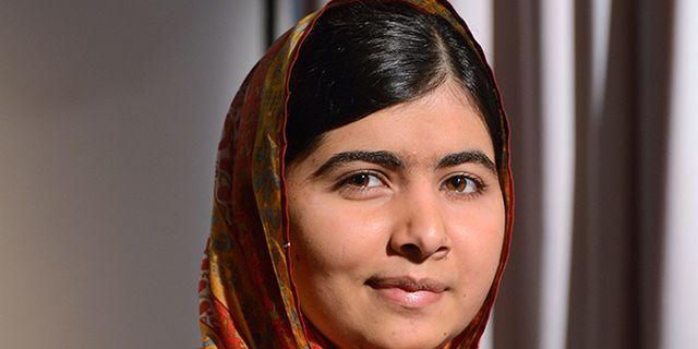 Malala Yousafzai Wins the Nobel Peace Prize at Age 17