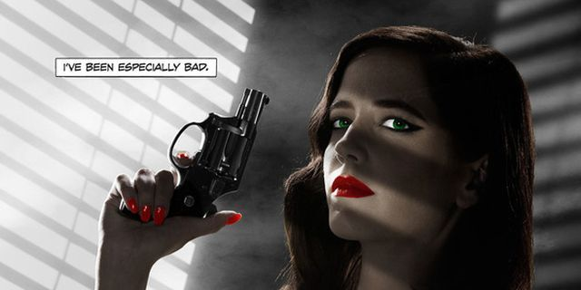Should This Image of Eva Green Really Be Banned?