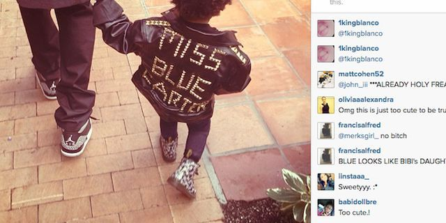 Beyoncé's Daughter, the 23-Month-Old Style Icon
