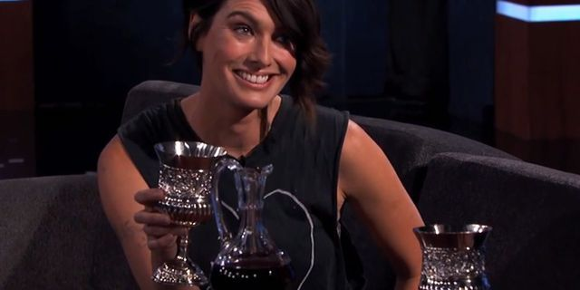 Lena Headey Slings 'Game of Thrones'-Themed Insults at Jimmy Kimmel
