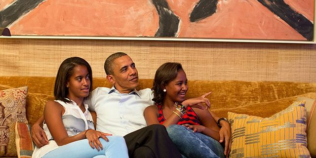 President Obama Binge-Watches the Same Shows as You