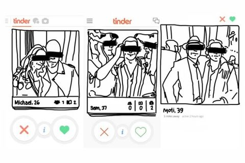The 12 Guys You Meet On Tinder - Dating on Social Media