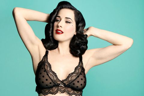 ccf388df5 Dita Von Teese Maternity Wear Line-Controversial Lingerie