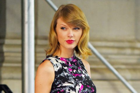 Taylor Swift S Welcome To New York Taylor Swift Wrote A Love Song To New York City