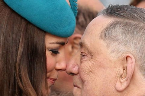 Kate middletons intimate maori greeting explained kate middleton image m4hsunfo