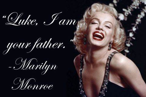 Marilyn Monroe Misquotations: A Brief Overview