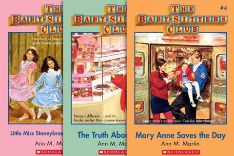 Ann M  Martin The Baby-Sitters Club Interview - Ann M  Martin Rain Reign
