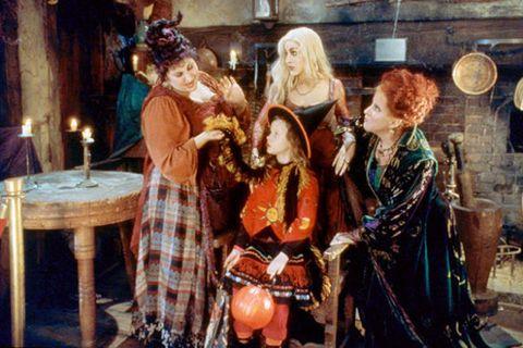 ELLEloves: Classic Halloween Movies - ELLE Editor Picks