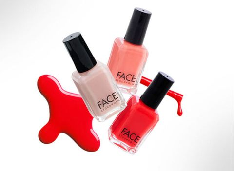 JCrew And Face Stockholm Nail Polish Collection