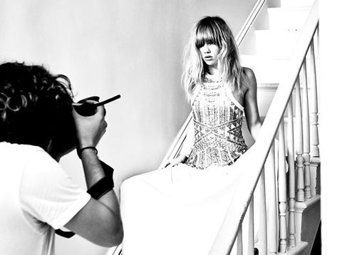 Suki Waterhouse For Sass And Bide Suki Waterhouse Modeling Campaign