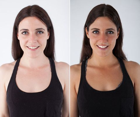 How To Get A Natural Looking Spray Tan Spray Tans For Pale Skin