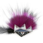 Pink, Purple, Art, Magenta, Colorfulness, Violet, Feather, Natural material, Silver, Graphics,