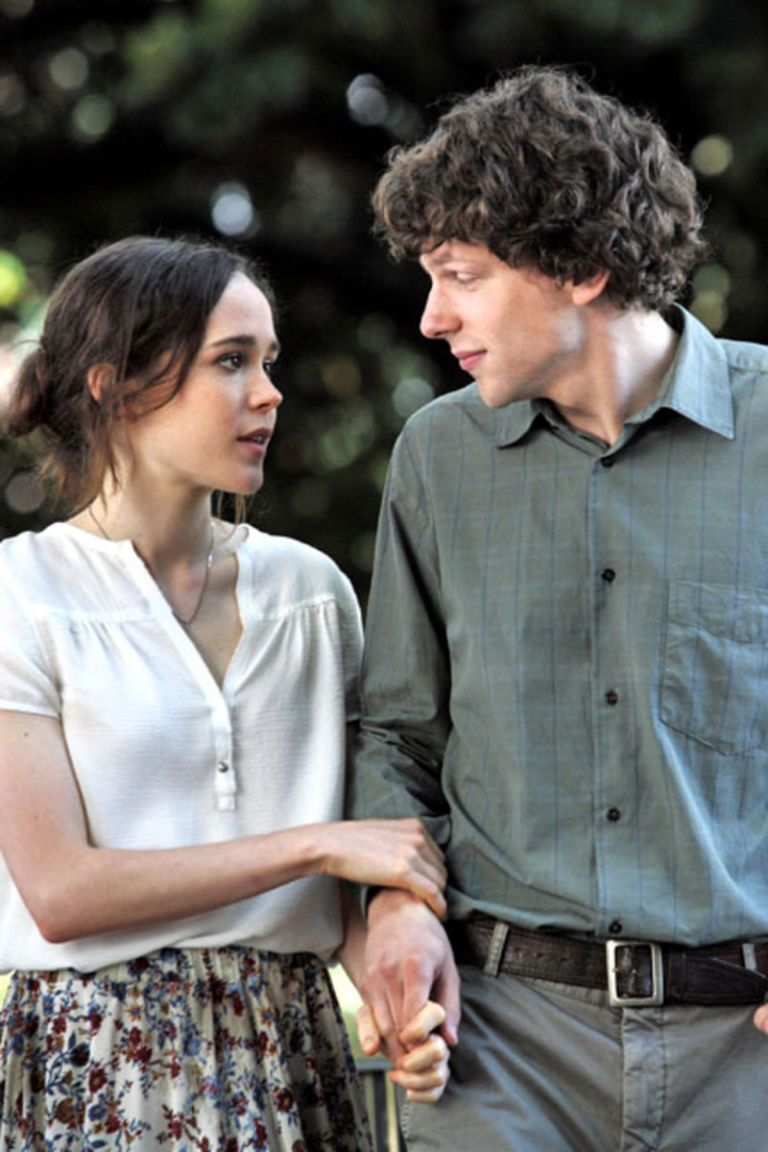 to rome with love ellen page jesse eisenberg