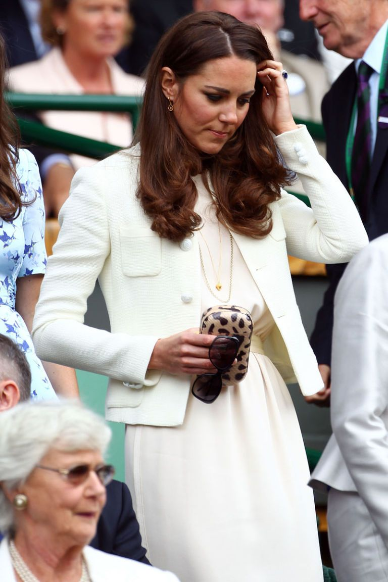 kate middleton wimbledon 2012