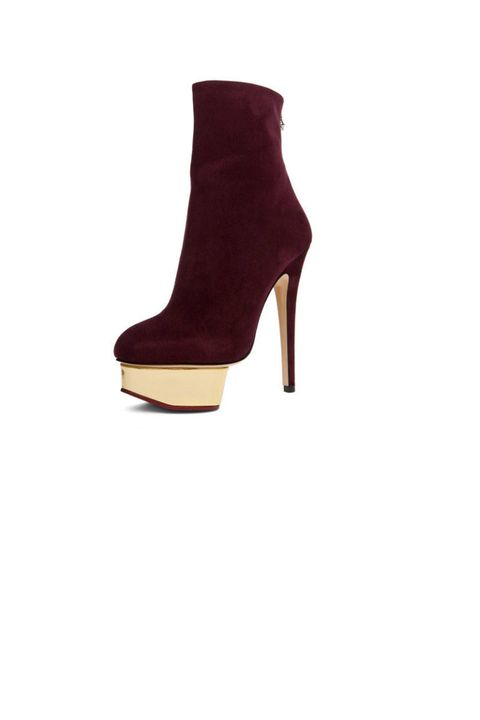 charlotte olympia lucinda ankle boot