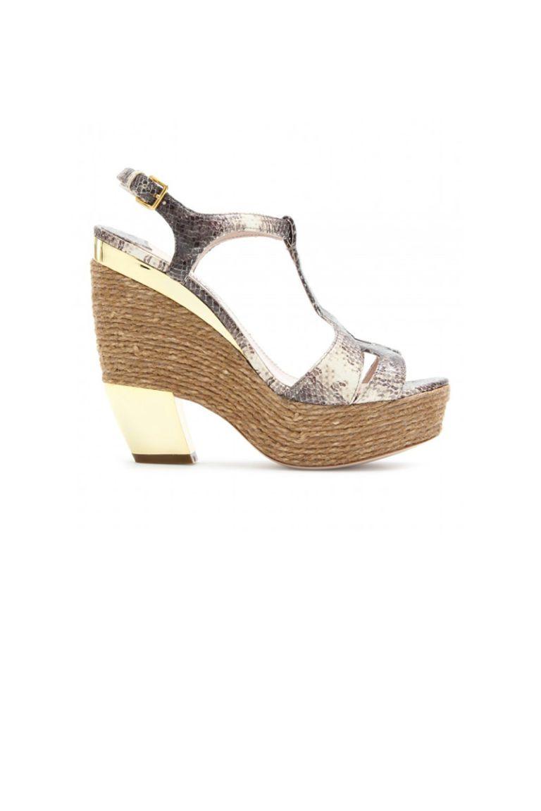 miu miu espadrille platform sandal