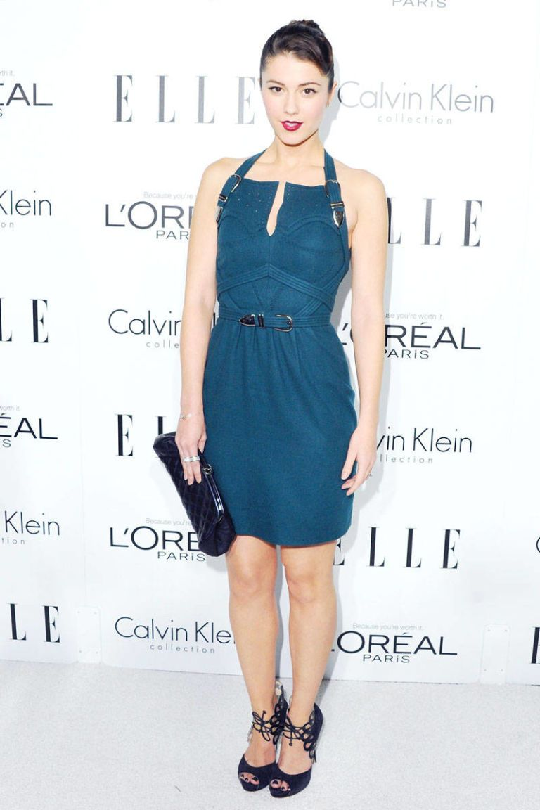 2012 Women in Hollywood Red Carpet - Photos from ELLE\'s Women in ...