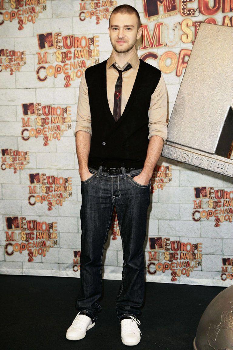 d05b385ba0dcb9 Justin Timberlake Style - Fashion Pictures of Justin Timberlake