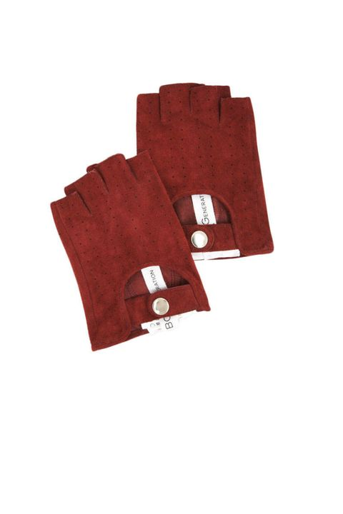 bcbgeneration fingerless gloves